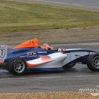 Championnat de france de formule 4 logo bis