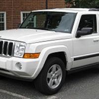 Jeep 280px jeep commander