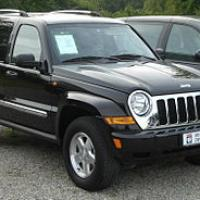 Jeep jeep cherokee 2 8 crd front