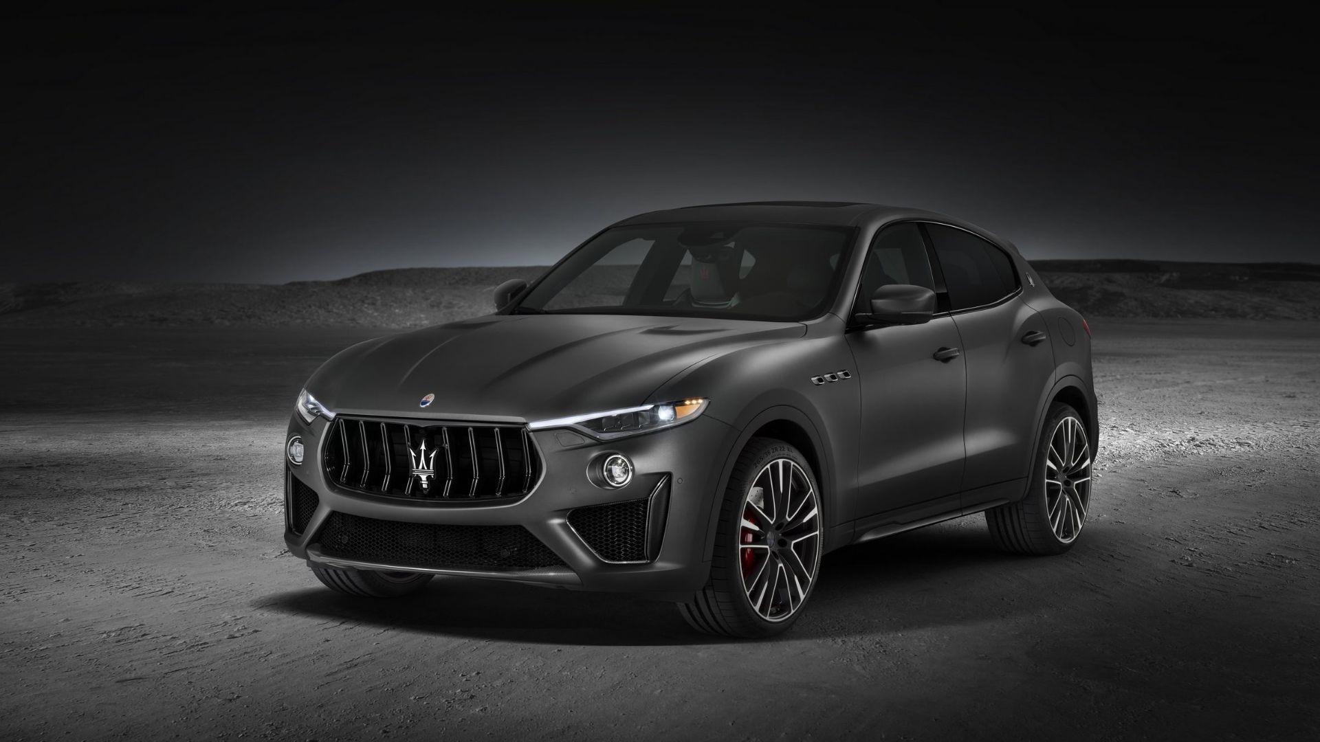 Maserati levante trofeo v8 front 1