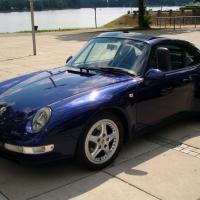 Porsche porsche 993 targa mainz
