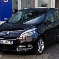 Renault 280px renault scenic dynamique energy dci 130 start stop iii facelift frontansicht 21 juli 2012 dusseldorf