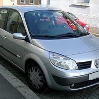 Renault renault scenic front 20080213