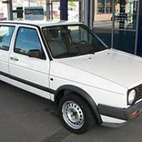 Volkswagen 280px golf ii white