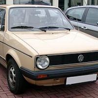 Volkswagen 280px vw golf i front 20080414