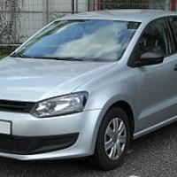 Volkswagen 280px vw polo v front 20100402